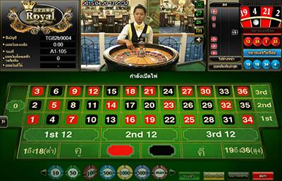 roulette รูปแบบเกมยอดนิยม